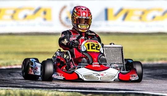 DR Racing si distingue a La Conca