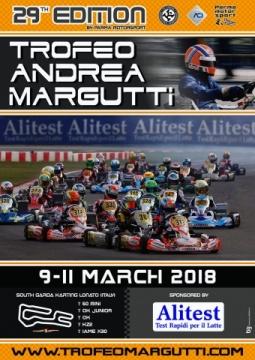 Dal 1° febbraio aperte le iscrizioni al Trofeo Andrea Margutti