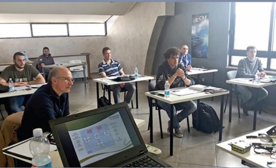 Al via un nuovo corso di analisi dati e telemetria con OiP