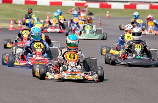 Nasce la formula KZ3
