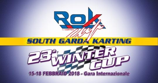 23° Winter Cup – 73 Mini Rok provenienti da 23 nazioni