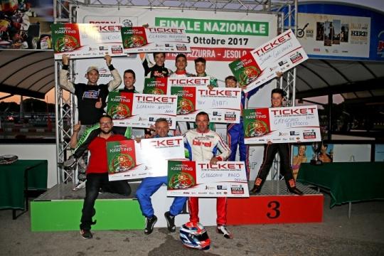 Assegnati a Jesolo i titoli nazionali Rotax Max Challenge Italia