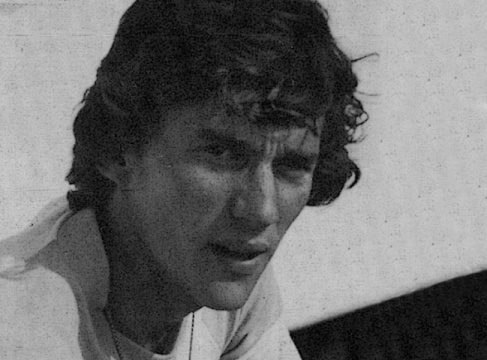 1980 intervista al kartista del momento
