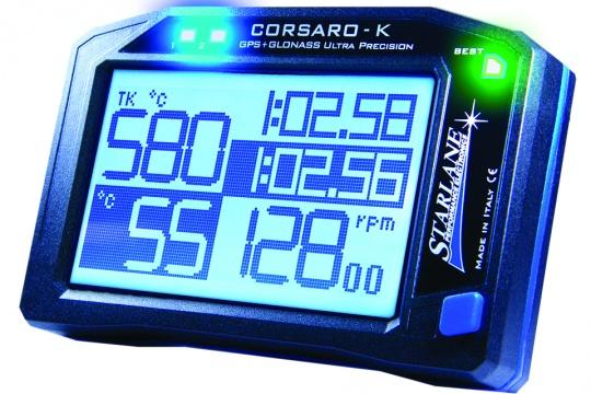 Test Starlane Corsaro-K