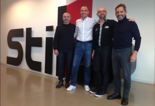Stilo & Alex Caffi Motorsport insieme nella Nascar Whelen Euro Series