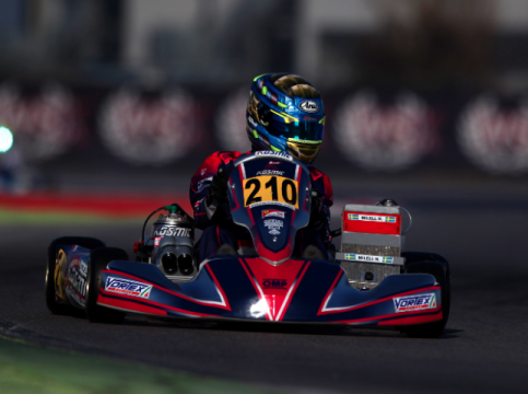 Kosmic Kart: buone prestazioni al debutto stagione nella WSK Champions Cup