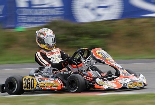 Mondiale Kart Svezia - Terza sessione KZ/KZ2
