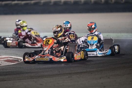 Prefinali Mondiale OK in Bahrain
