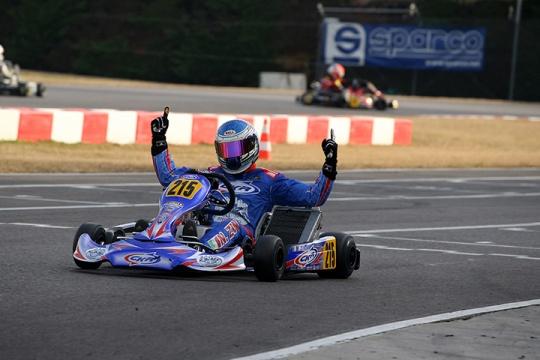 Al South Garda Karting la finale del 28° Trofeo di Primavera