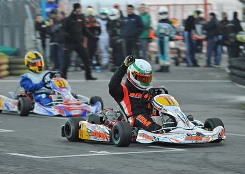 Presenze record per l'atto conclusivo del Kartsport Circuit