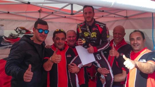 """Tomracing e DR primi in KZ2 sul """"Vincenza"""" di Ispica"""
