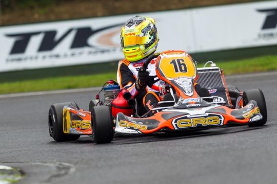 CIK-FIA World OK - OKJ Championship – Qualifiche