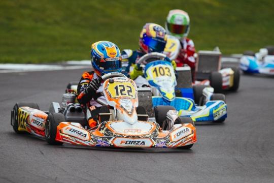 CIK-FIA World OKJ Championship – Report Finale