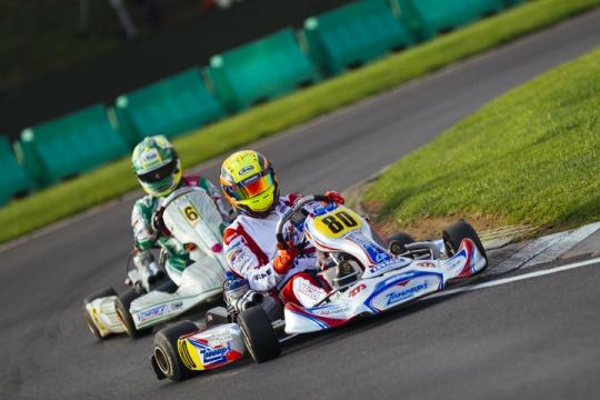 CIK-FIA World OK/OKJ Championship – Heats report