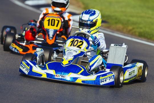 CIK-FIA World OK/OKJ Championship – Qualifying heats