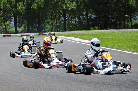 UPN. Quarto appuntamento Cup Race CaM.
