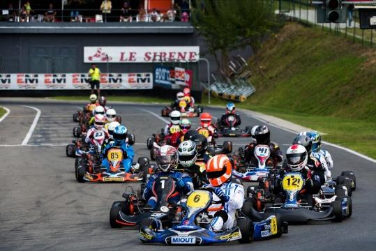 Viverone - Round 3, Report