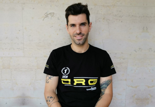 Jaime Alguersuari, pronto al rientro in pista nel weekend di Campillos