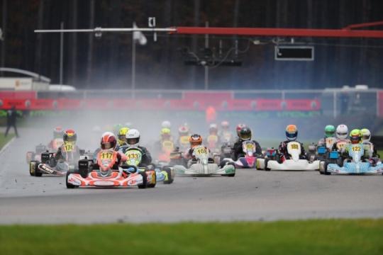 Montepremi di rilievo nella BNL Karting Series