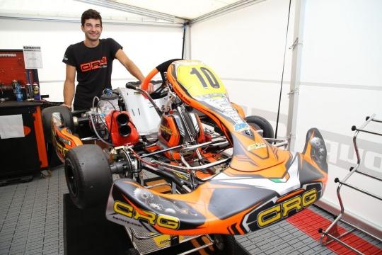 CRG svela la squadra corse 2017