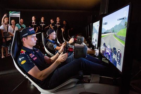 F1 eSport un tuffo nel virtuale a livello mondiale