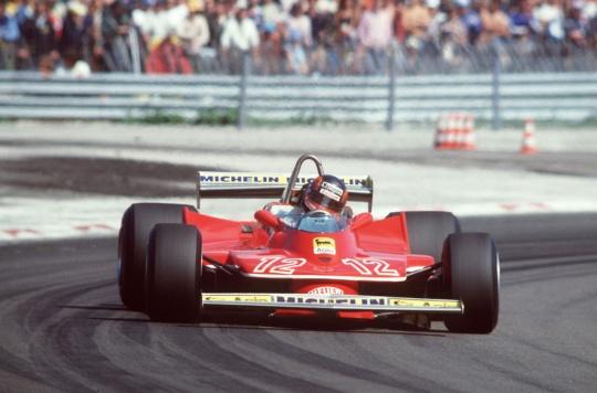 Il motorsport ricorda Villeneuve!