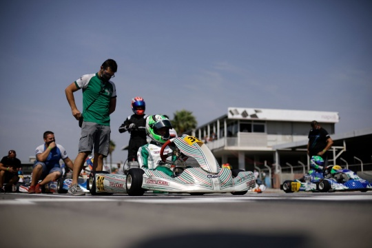 Gamoto Kart si prepara alla ROK Cup Superfinal