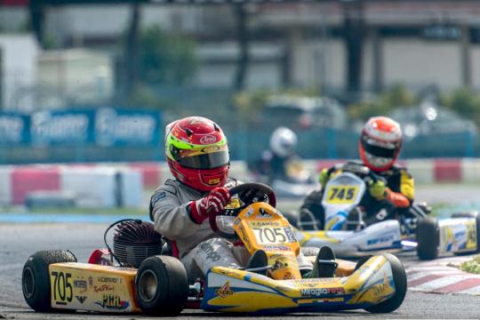 KFA100cc Series: un problema tecnico ferma la prima gara