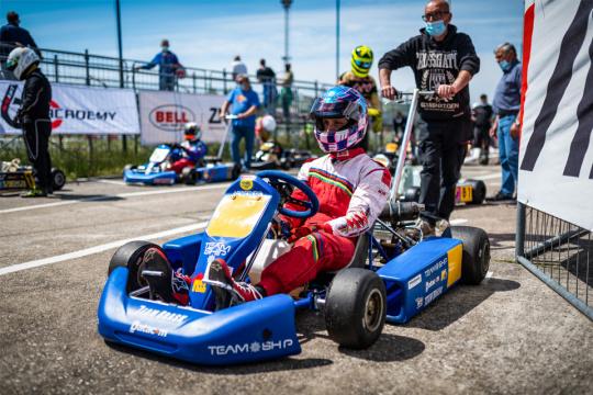KFA 100cc Series riparte da Pomposa