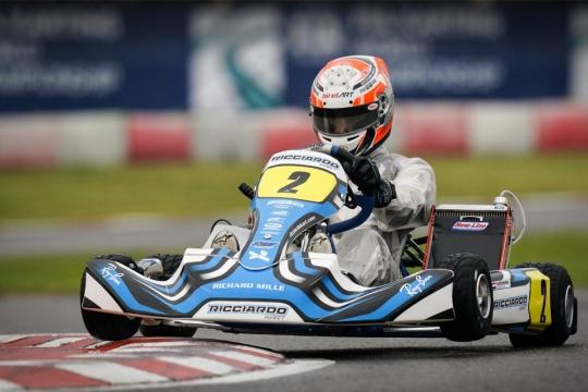 FIA Karting World Cup, Lonato – Heats, Kremers e Giannoni protagonisti del sabato