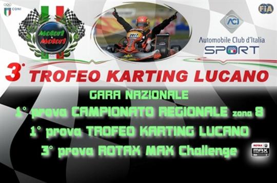 Lo start del Campionato Regionale Puglia, Basilicata e Calabria il 2 aprile a Roccanova