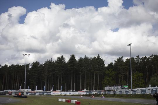 FIA Karting European Championship, Genk – Qualifiche