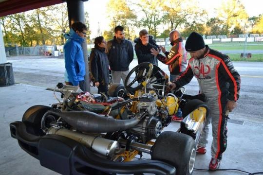Telemetrici si diventa con OiP Motorsport