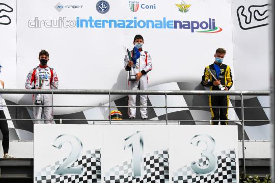 Campionato Italiano ACI Karting – Assegnati a Sarno i titoli di Campione Italiano OK e OKJ, lotta in KZN e 60 Mini