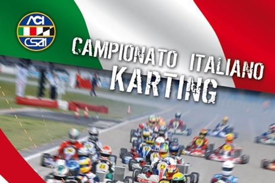 IL KARTING IN TV SU DINAMICA CHANNEL.  IL 25 MAGGIO IL VIA AL CAMPIONATO ITALIANO