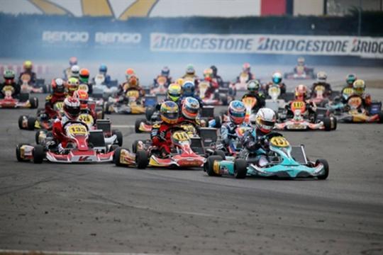 Il Campionato Regionale ACI Karting Lombardia, Piemonte, Liguria parte con lo sprint di Lonato