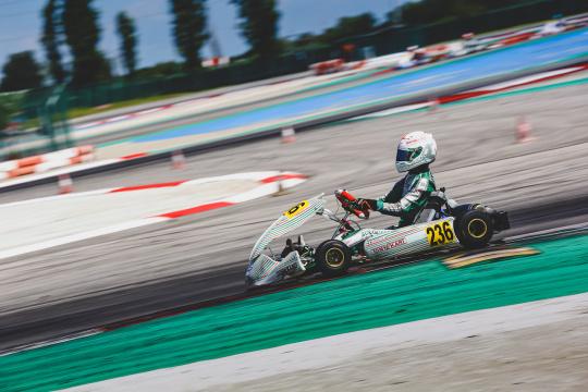 Gamoto Kart si prepara al doppio round della WSK Open Cup