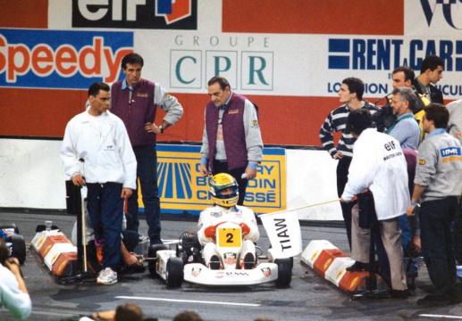 1 maggio '94, il nostro Ayrton