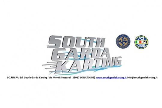 Il calendario gare del 2015 al South Garda Karting