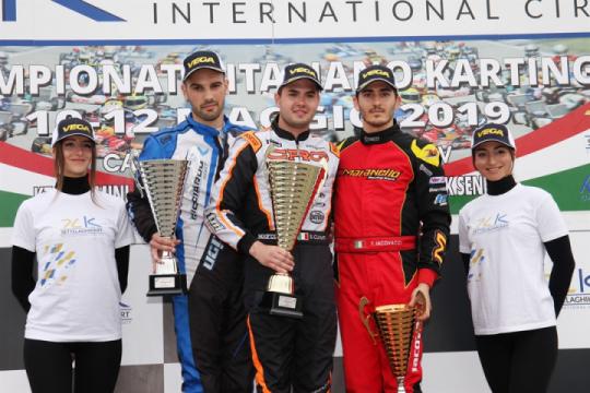 Campionato Italiano ACI Karting a Castelletto