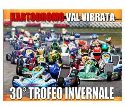 Al via il 30° Trofeo Invernale al kartodromo di Val Vibrata