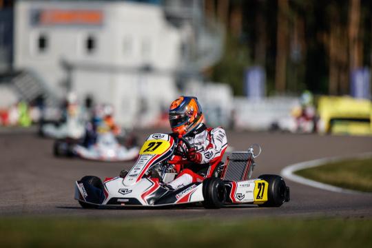 FIA World Championship KZ/KZ2, manche – Viganò e Trefilov in vantaggio