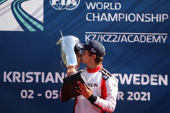 FIA World Championship KZ/KZ2 – Milell e Travisanutto sono Campioni