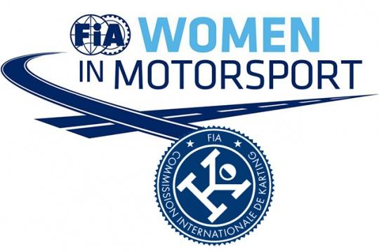 18.01.2016 TROFEO CIK-FIA KARTING ACADEMY 2016 E WOMEN FIA MOTORSPORT COMMISSION