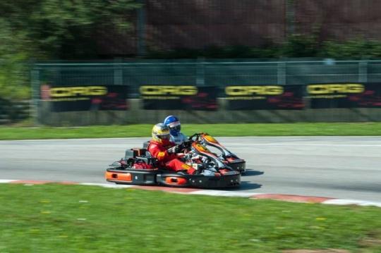Un successo il 1° Rental Kart World Contest di CRG