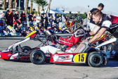 Maximilian Paul: «Contento del weekend a Las Vegas, obiettivo podio raggiunto»