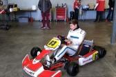 "Russell ""torna"" in kart per prepararsi alla F1."