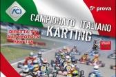 Grande attesa al Circuito di Siena per le finali del Campionato Italiano ACI Karting 2017