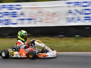 Ancora conferme per Flavio Olivieri nel Trofeo Margutti di Lonato.