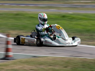 Gamoto vince ancora in X30 nell'ACI Karting.